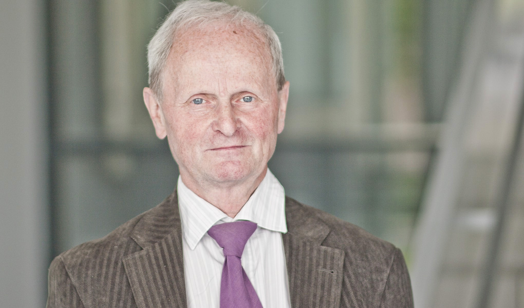 Prof. Dr.-Ing. habil. Rainer Hampel- IPM Hochschule Zittau/