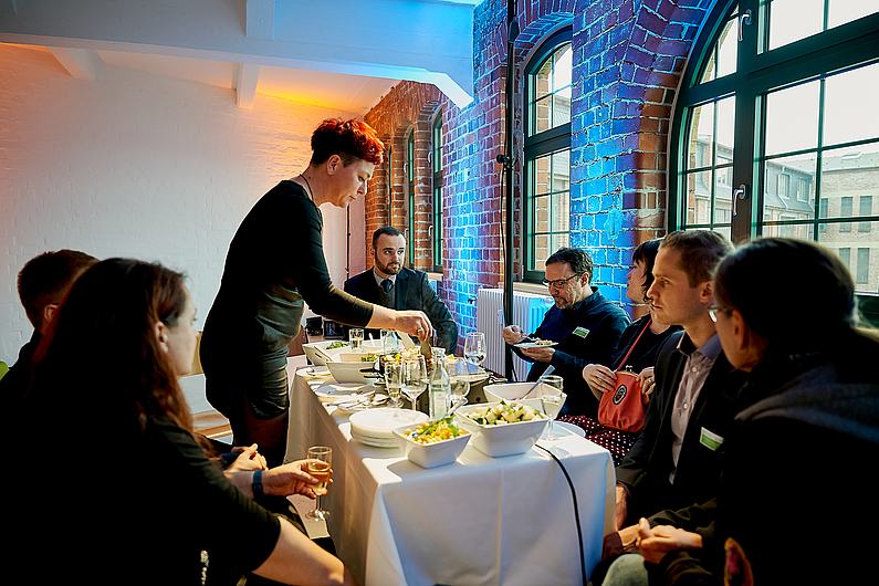 Co-Creative Arbeitssitzung des Teilvorhabens 6 von Saxony5